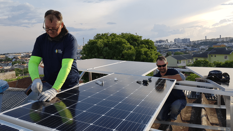 manutenção de painéis elétricos em Curitiba