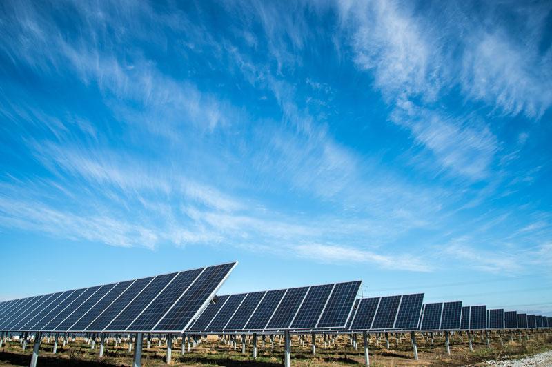 Como acontece o processo de transformação da energia solar?